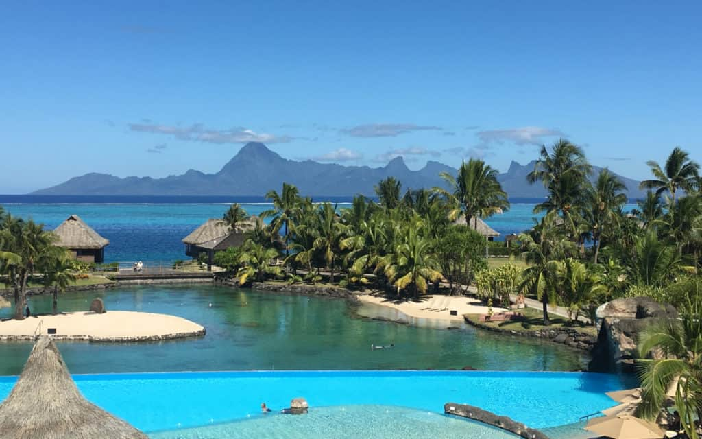 Hotel in Tahiti