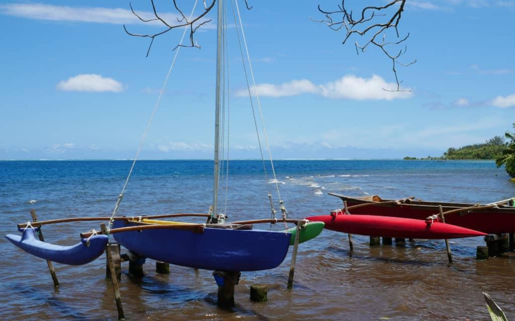 Local Moorean boats