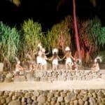 Dancers in Moorea