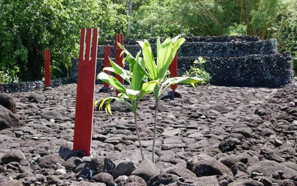 Sacred Lands in Tahiti
