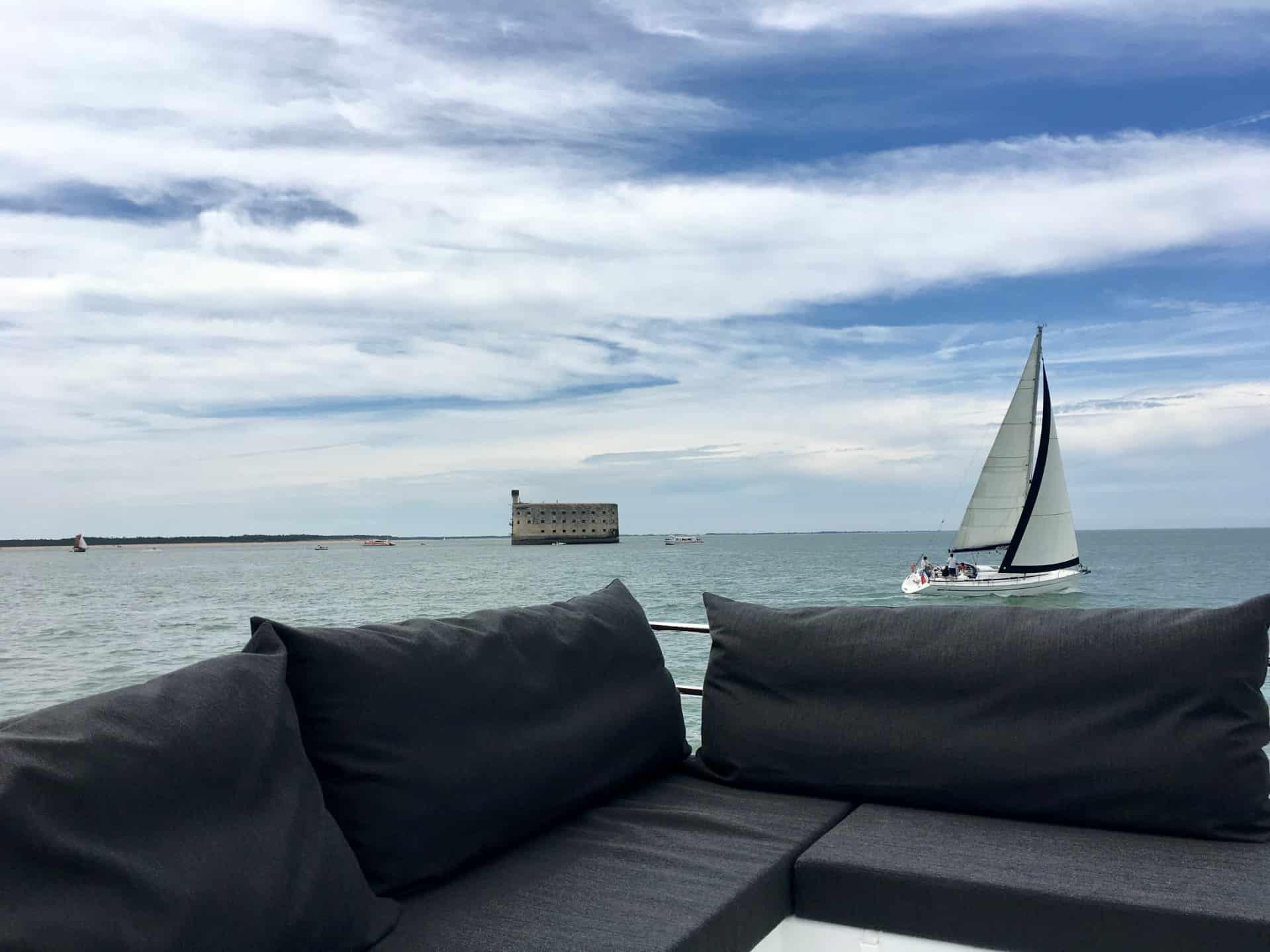 cube on Sea Odyssey