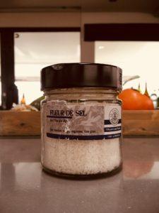 Fleur De Sel Salt Jar