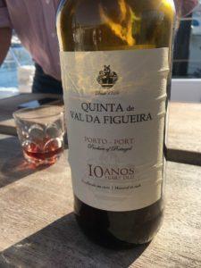 Bottle of port wine