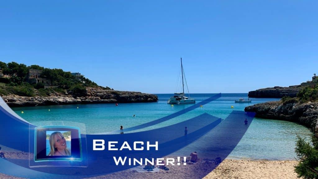 Beach Winner