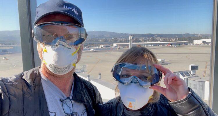 Matt And Emily Goggles return to Sea Odyssey