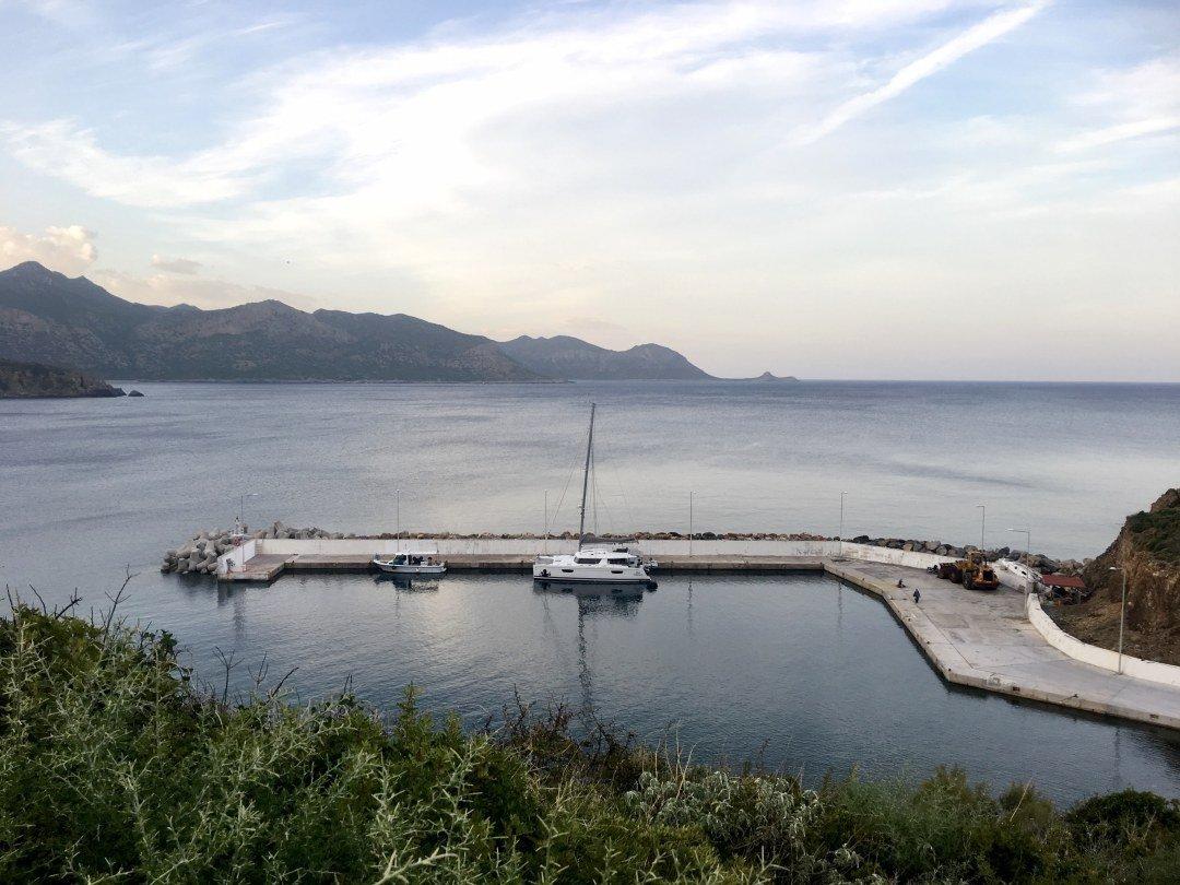 Sea Odyssey Docked in Laconia