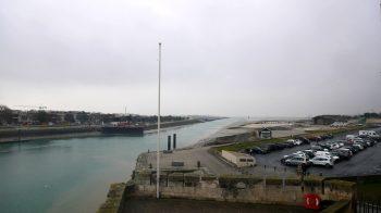 La Rochelle marina channel