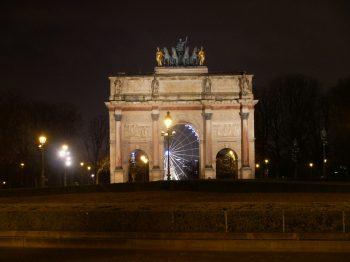Paris, Arc de Triomphedu Carrousel